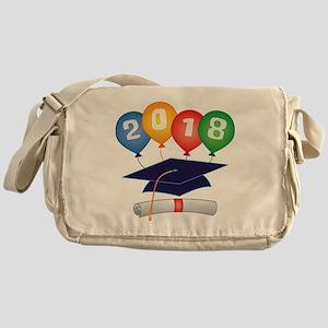 2018 Grad Messenger Bag