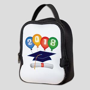 2018 Grad Neoprene Lunch Bag