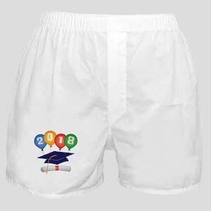 2018 Grad Boxer Shorts