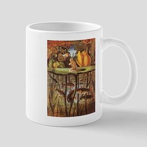 Vintage Thumbelina Fairy Tale Mugs