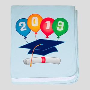 2019 Grad baby blanket
