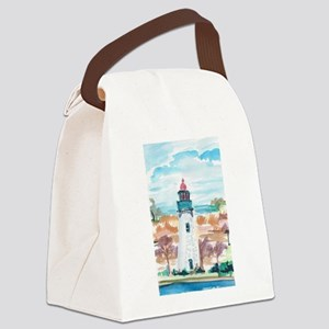Old Point Comfort Canvas Lunch Bag