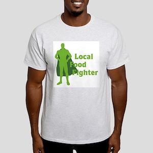 Local Food Fighter Light T-Shirt