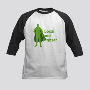 Local Food Fighter Kids Baseball Jersey