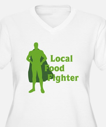Local Food Fighter T-Shirt