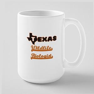 Texas Wildlife Biologist Mugs