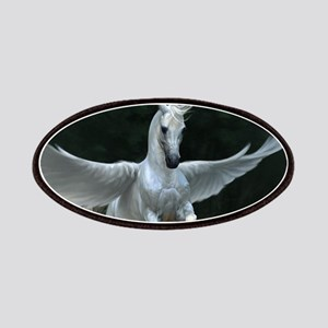 White Pegasus Patch