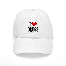 I Love Drugs Cap
