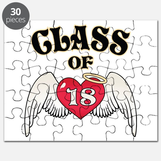 Class of '18 Puzzle