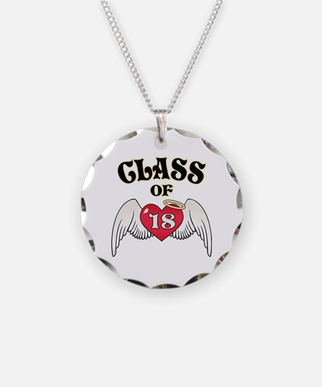 Class of '18 Necklace