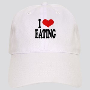 I Love Eating Cap