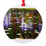 Fall Pond Ornament