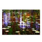 Fall Pond Postcards (Package of 8)