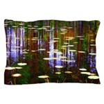 Fall Pond Pillow Case