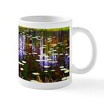 Fall Pond Mugs