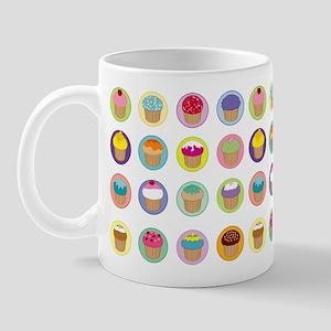 Cupcakes Lot Mug