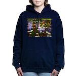 Fall Pond Women's Hooded Sweatshirt
