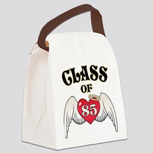Class of '85 Canvas Lunch Bag