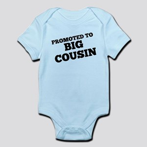 Promoted To Big Cousin Body Suit