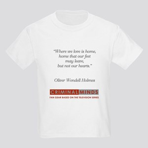 OLIVER WENDELL HOLMES Kids Light T-Shirt