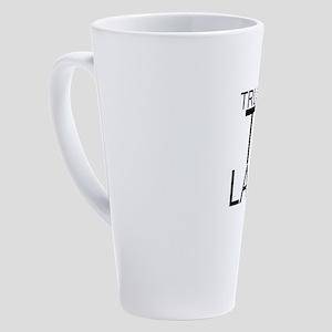 Trust Me, I'm A Tax Lawyer 17 oz Latte Mug