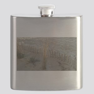 Beach In The Morning Flask