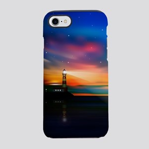 Sunrise Over The Sea And Light iPhone 7 Tough Case