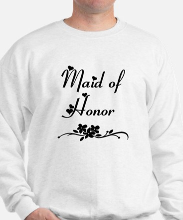 Classic Maid of Honor Sweater