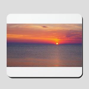 Sunrise over the Atlantic Ocean.... Mousepad