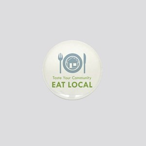 Taste Local Mini Button