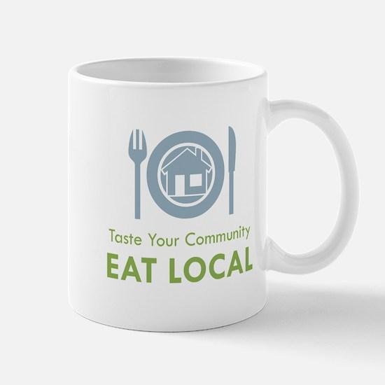 Taste Local Mug