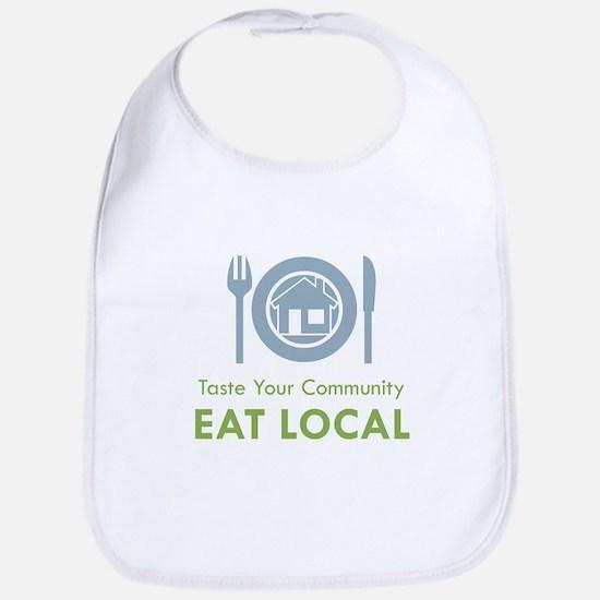 Taste Local Bib