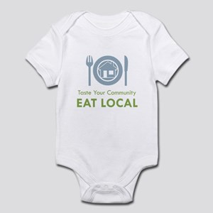 Taste Local Infant Bodysuit
