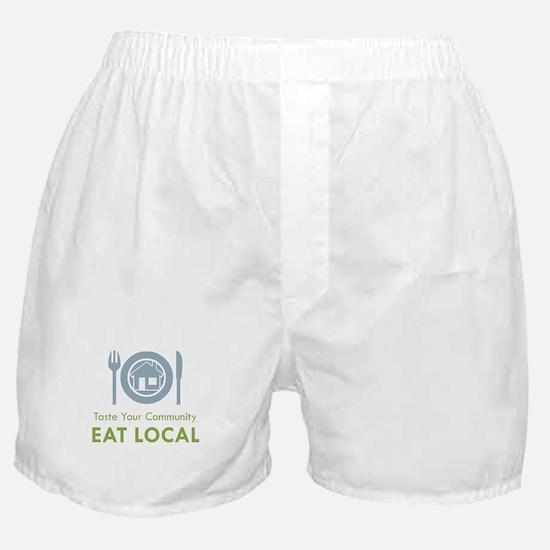 Taste Local Boxer Shorts
