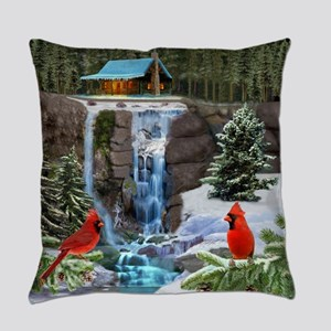 The Cardinal Rules Everyday Pillow
