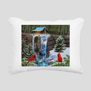 The Cardinal Rules Rectangular Canvas Pillow