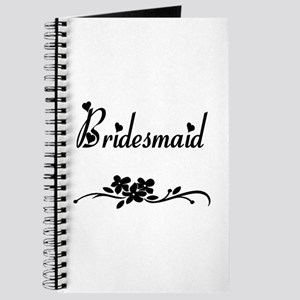 Classic Bridesmaid Journal