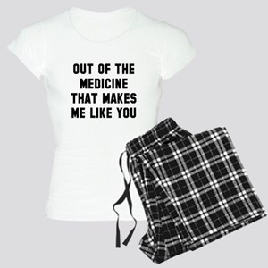 Out of the medicine Women's Light Pajamas