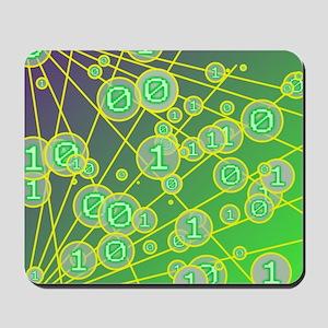 Random bits Mousepad
