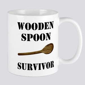 Wooden Spoon Survivor Mug