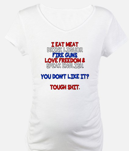 You don't like it? Shirt