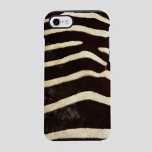 Zebra Fur iPhone 7 Tough Case