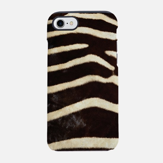 Zebra Fur iPhone 7 Tough Case