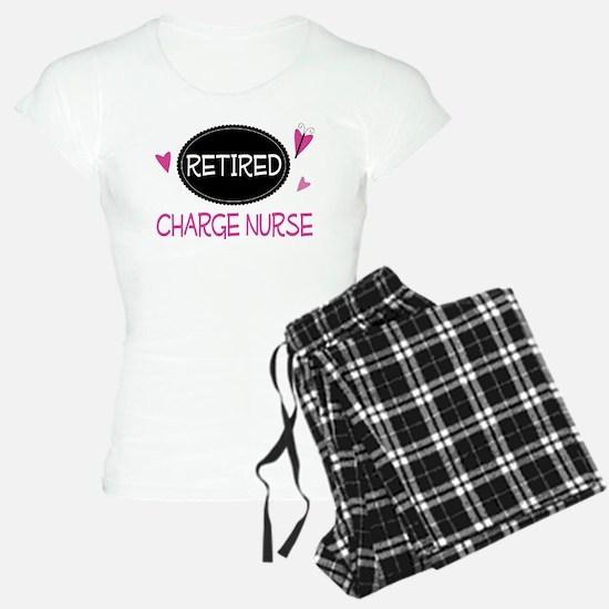 Retired Charge Nurse Pajamas