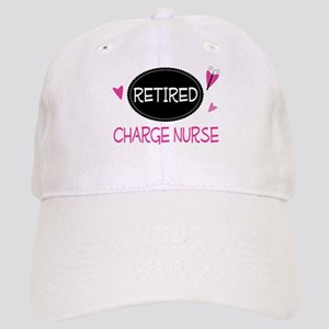 Retired Charge Nurse Cap