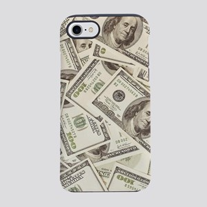 Dollar Bills iPhone 7 Tough Case
