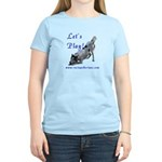 Let's Play! Women's Light T-Shirt