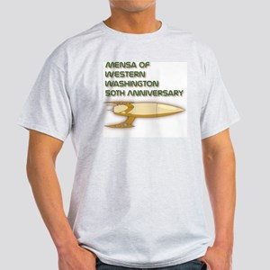 50th Rocket Light T-Shirt
