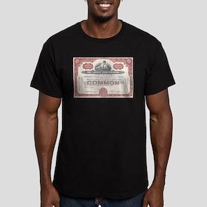 Lionel 1940s Men's Fitted T-Shirt (dark)