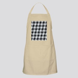 Blurry Houndstooth Apron